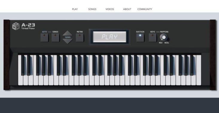 Descargar Piano Virtual para PC