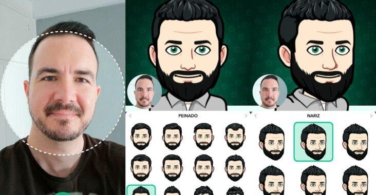 Descargar Stickers Bitmoji para WhatsApp