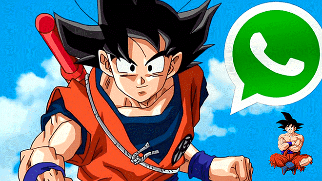 Descargar Stickers WhatsApp Dragon Ball para Android