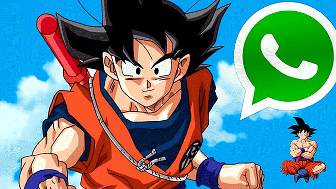 Descargar Stickers WhatsApp Dragon Ball para Android