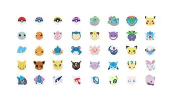 Descargar Stickers Pokémon para WhatsApp