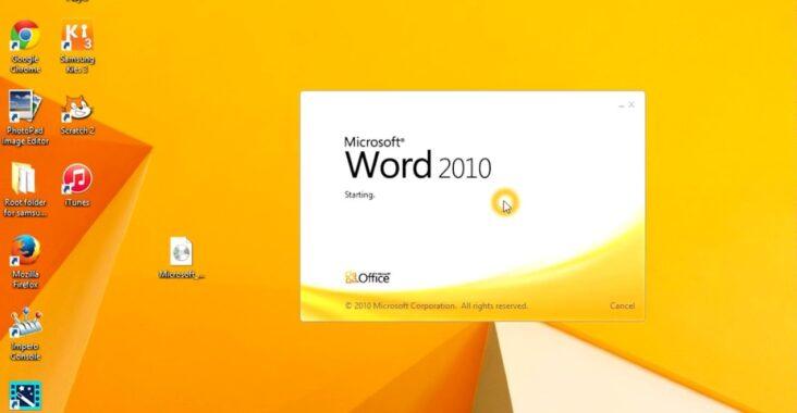 Descargar Microsoft Office 2010 para Windows