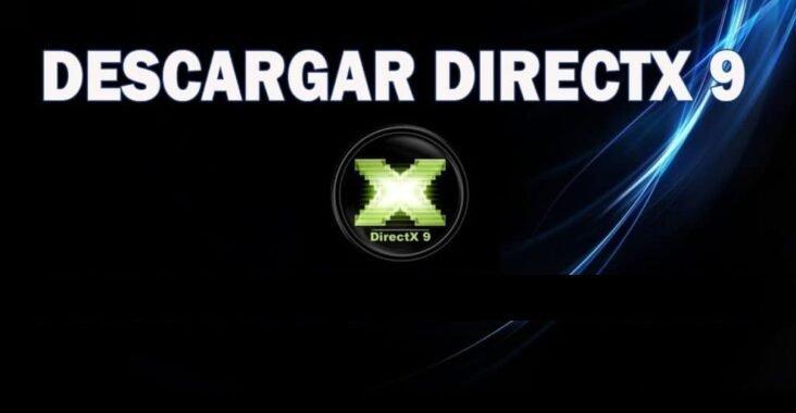Descargar DirectX 9 para Windows
