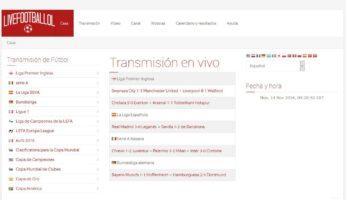 Descargar Livefootballol WebApp