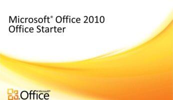Descargar Microsoft Office Starter