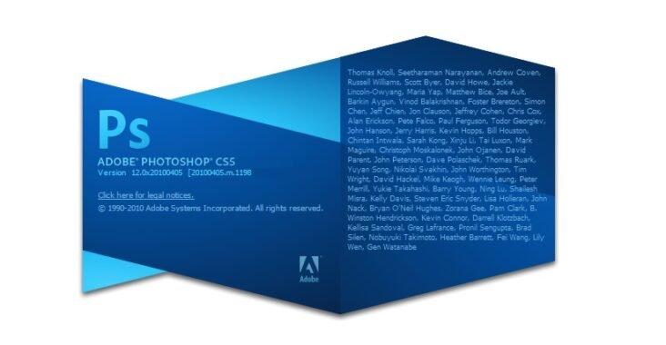 Descargar Photoshop CS5 para Windows