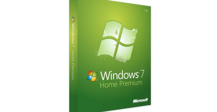 Descargar Windows 7 Home Premium ISO