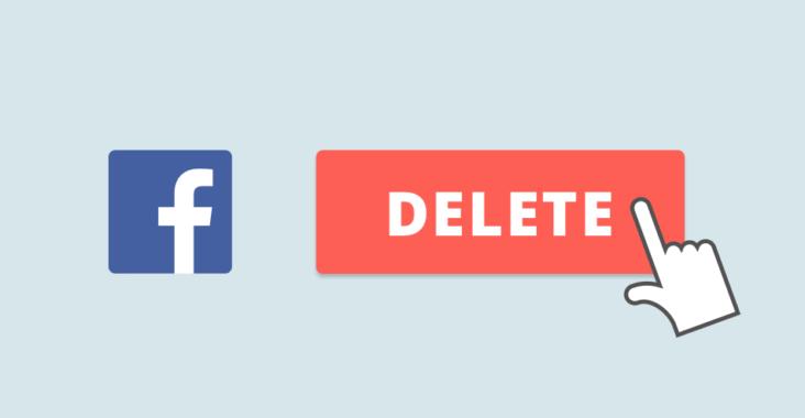 Cerrar cuenta de Facebook