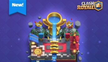 Clash Royale arena legendaria