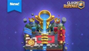 Clash Royale arena legendaria