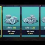 Cómo conseguir paVos gratis en Fortnite Battle Royale de manera legal