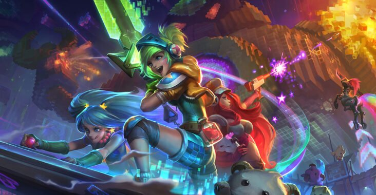Skins League of Legends totalmente gratis