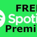 Cuenta de Spotify Premium Gratis - ¿Cómo tener una cuenta ilimitada gratis?