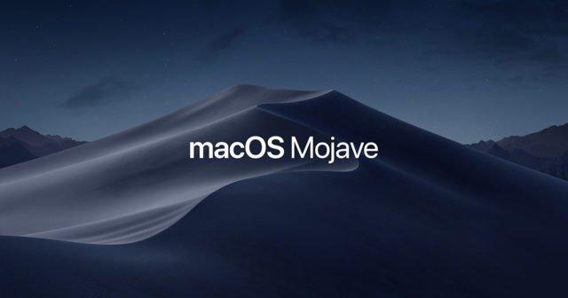 Descargar MacOs Mojave