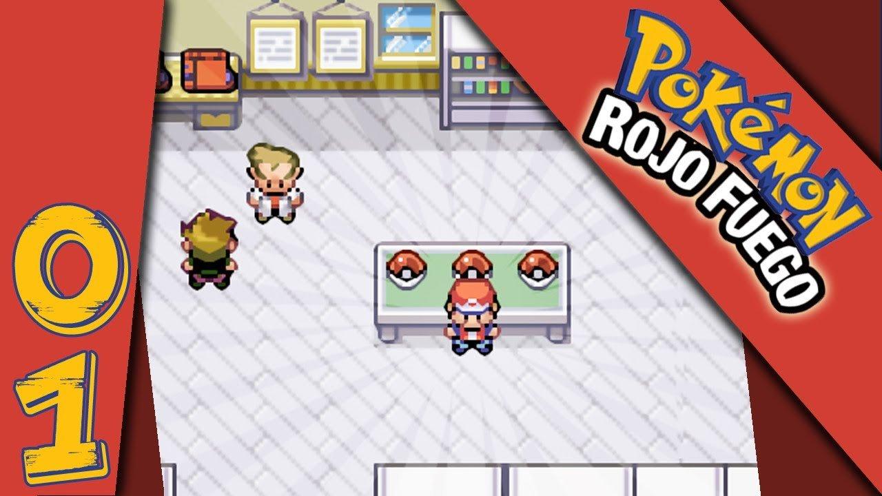 Descargar Pokémon Rojo Fuego Y Azul Para Pc Gratis