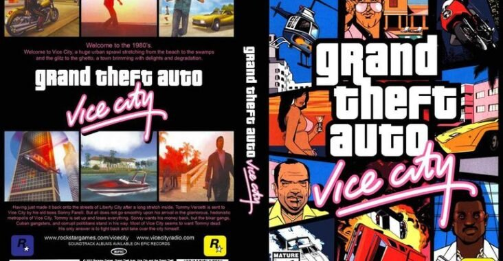 Descargar GTA Vice City