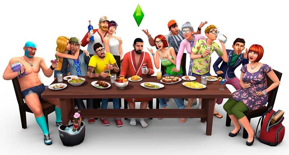 Lanzamiento de Sims 5