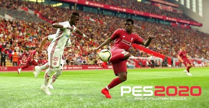 Descargar Pro Evolution Soccer 2020
