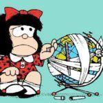 60 Frases de Mafalda para reflexionar con humor e ironía