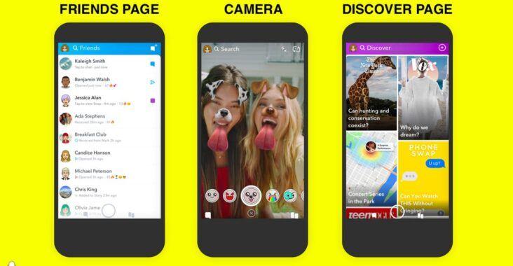 , Las 26 Mejores Cadenas para Snapchat Hot