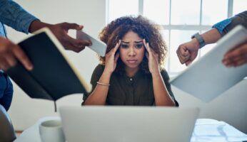 Frases de Estrés y Ansiedad