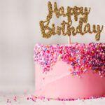 20 agradecimientos de cumpleaños