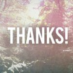 20 agradecimientos de un proyecto